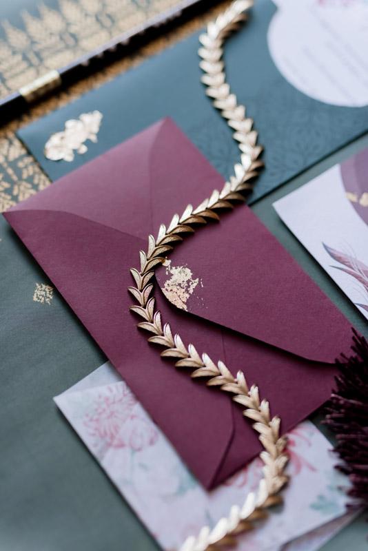 stationery japanese wedding